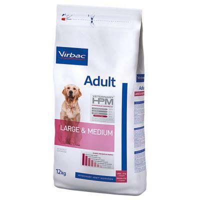 Virbac Veterinary HPM Adult Large & Medium - 12 kg