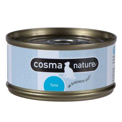 Cosma Nature 6 x 70 g - lajitelma, 6 makua