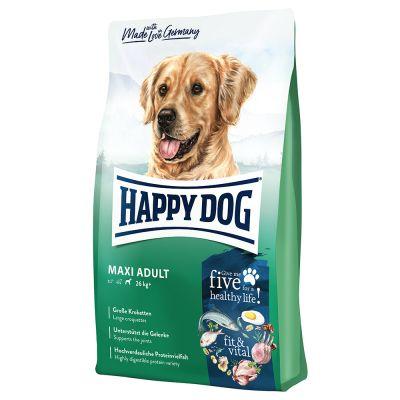 Happy Dog Supreme Fit & Vital Maxi Adult - säästöpakkaus: 2 x 14 kg