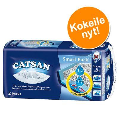 Kokeilupakkaus: Catsan-kissanhiekka – 10 l Hygiene