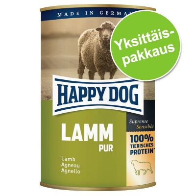 Happy Dog Pur 1 x 400 g - kalkkuna