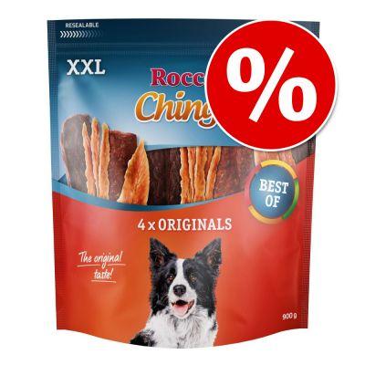Rocco Chings 900 g Pack XXL ¡con descuento! - Tiras de pechuga de pollo 900 g