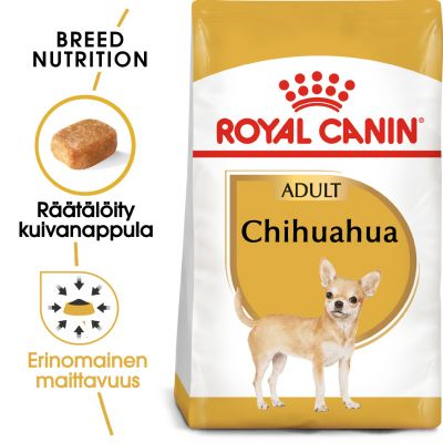 Royal Canin Chihuahua Adult - oheen märkäruoka: 24 x 85 g Royal Canin Breed Chihuahua