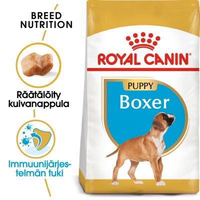 Royal Canin Breed Boxer Puppy - 12 kg