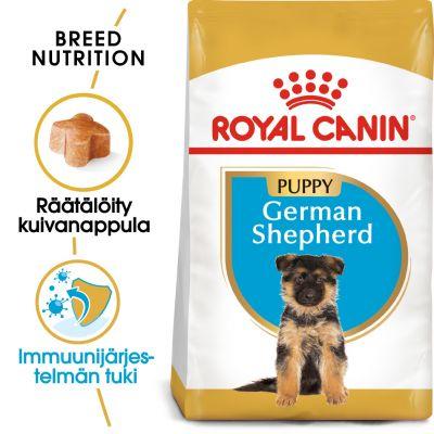 Royal Canin Breed German Shepherd Puppy - 12 kg