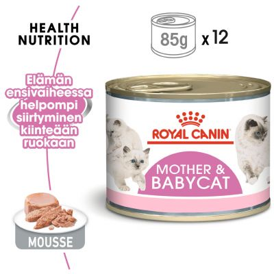 Royal Canin First Age Mother & Babycat - 12 x 195 g