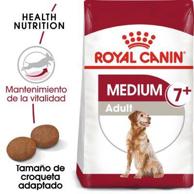 Royal Canin Medium Adult 7+ - 15 kg