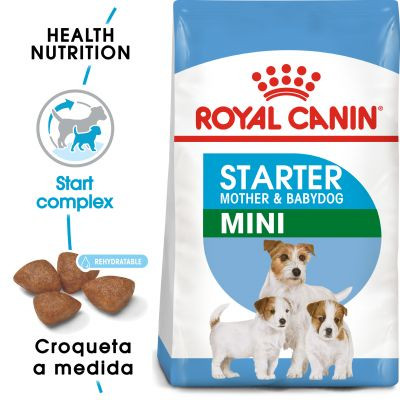 Royal Canin Mini Starter Madre y Cachorro - 8,5 kg