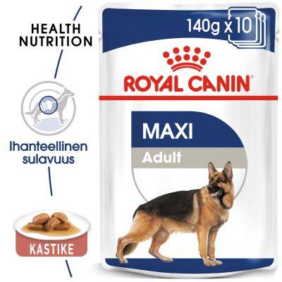 Royal Canin Maxi Adult - 10 x 140 g