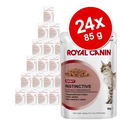 royal-canin-voordeelpakket-kattenvoer-24-x-85-g-instinctive-7-in-saus