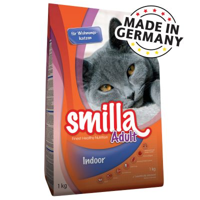 Smilla Adult Indoor - 4 kg