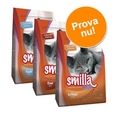 Smilla Adult blandpack – 3 x 4 kg