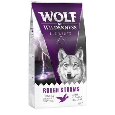 "Wolf of Wilderness Elements ""Rough Storms"" - Ente"