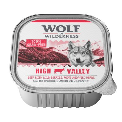 "Wolf of Wilderness Adult ""High Valley""- Rind"