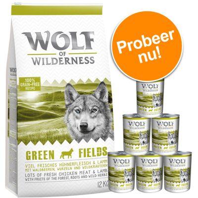 probeerpakket-12-kg-wolf-of-wilderness-droogvoer-natvoer-variant-2-wild-hills-met-eend