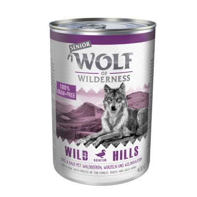 """Wolf of Wilderness Senior """"Wild Hills"""" - Ente"""