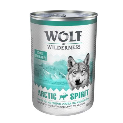 "Wolf of Wilderness Adult ""Arctic Spirit"" - Rentier"