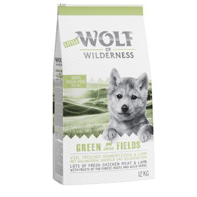 "Little Wolf of Wilderness Junior ""Green Fields"" - Lamm"