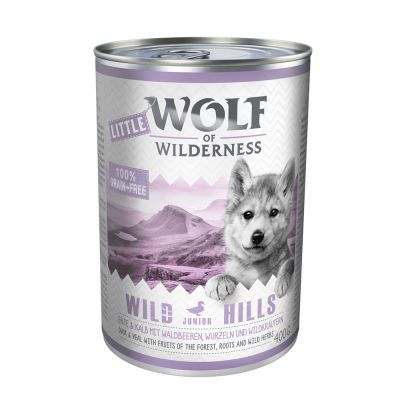 "Little Wolf of Wilderness Junior ""Wild Hills"" - Ente & Kalb"
